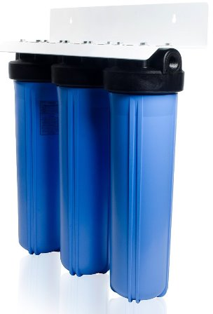 APEX MR-3030 Whole House Water Filtration System