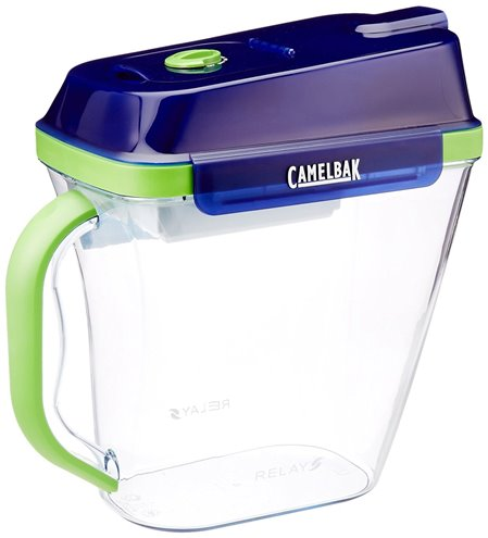 CamelBak 10-Cup Relay Water Filtration Pitcher