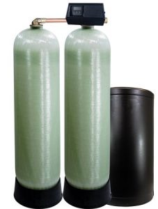 Dual-Tank Water Softeners