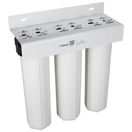 Home Master HMF3SDGFEC Whole House 3-Stage Water Filter