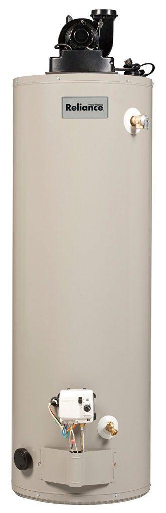 Reliance 6 50 YTPDT 50-Gallon Power Vent