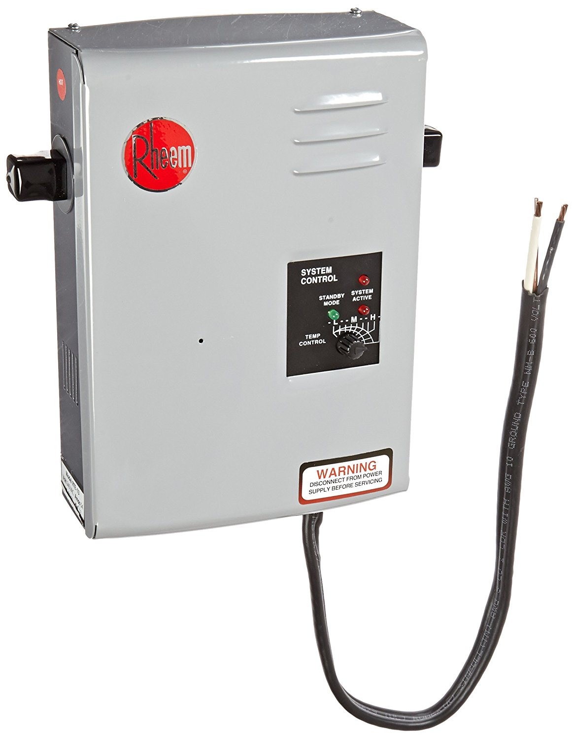 Pros and cons of gas tankless water heaters - Rheem Rte 13 Electric Tankless Water Heater 4 Gpm