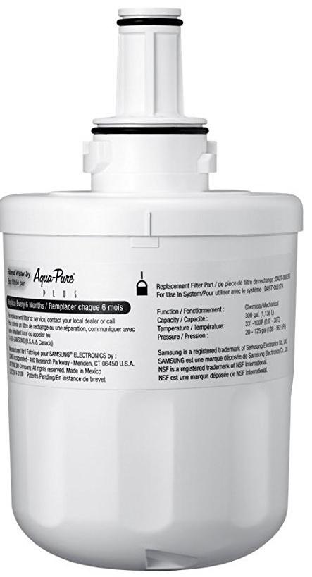 ORIGINAL SAMSUNG DA29-00003G - HAFIN2-EXP Aqua-Pure PLUS Refrigerator Filter